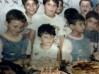 Hosam Birthday - Brother and Sister - 2000